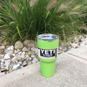 Brand New Yeti Tumbler